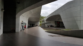 Xiangshan Vistor Centre
