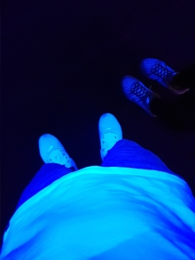 Ultraviolet Light!