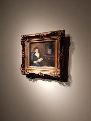 Royal Palace of Milan. Fine Art painting.