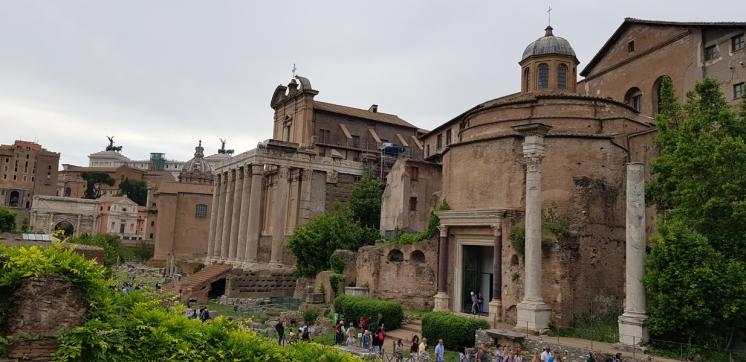 Rome Ruin 08