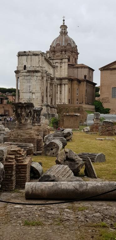 Rome Ruin 16
