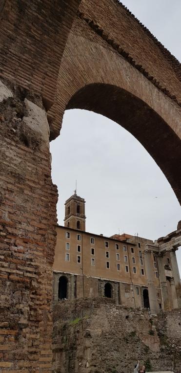 Rome Ruin 17