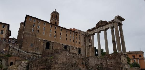 Rome Ruin 19
