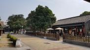 A general shot of Hinoki Village.