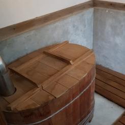 Bath tub?