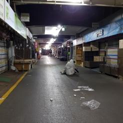 Kwangjang Market. Seoul, Korea.