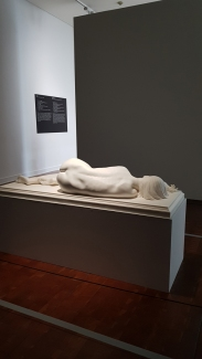 Interesting sculpture in Seoul Museum of Art.