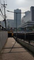 Underpass. Seoul, Korea.