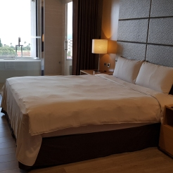 Lakeshore Hotel, Hualien, Taiwan.